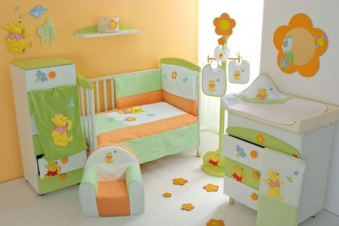 Комната для мамы м младенца