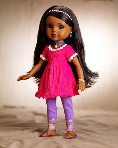 Купить куклу от сердца к сердцу