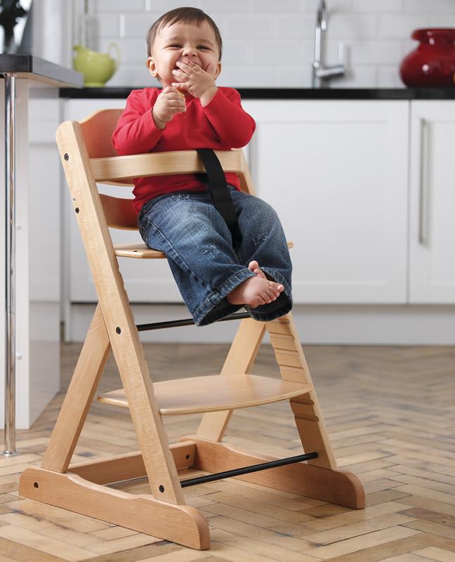 Бебиблог стульчик для кормления