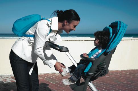 Подобрать детскую коляску