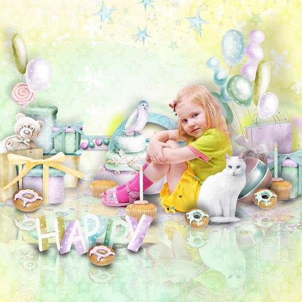 Украшение комнаты на день рождение ребенка