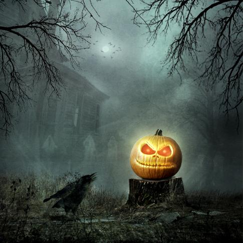 Бебиблог хеллоуин