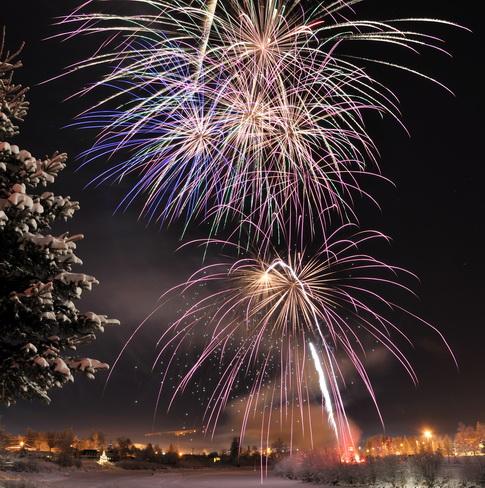 Новогодние развлечения для семьи