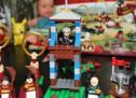 Набор LEGO «Матч по квиддичу» из серии Гарри Поттер