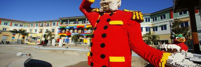 Lego friends lovely hotel купить