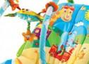 Вибро-кресло Tiny Love — Жители саванны